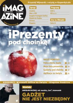 iMagazine 12/2010 – iPrezenty pod choinkę