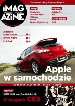 iMagazine 2/2011 – Apple w samochodzie