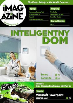 iMagazine 3/2011 – Inteligentny dom