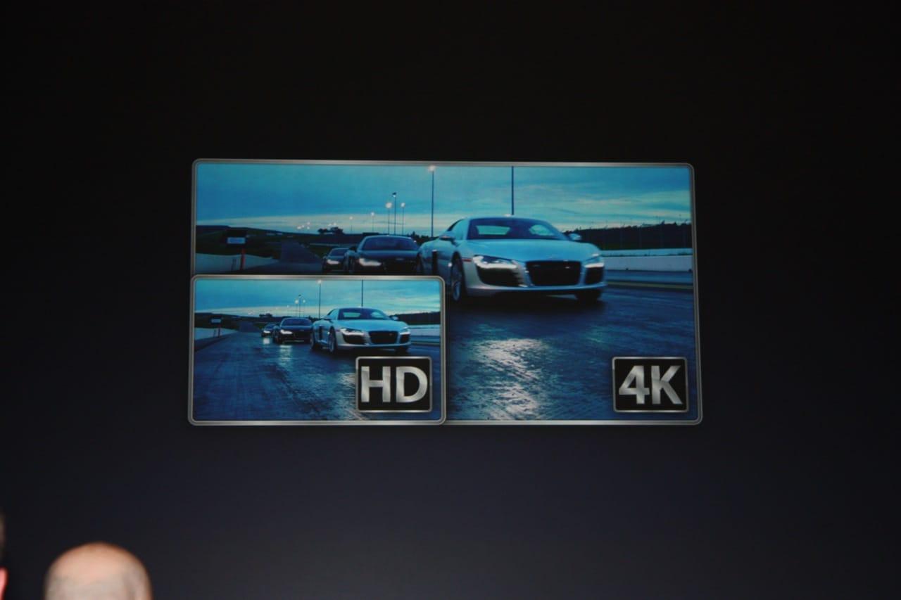 HD vs. 4K
