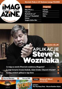 iMagazine 6/2011 – Steve Wozniak, App Store i polskie aplikacje