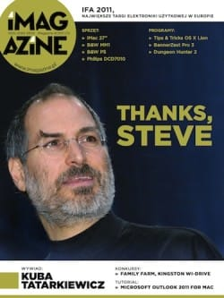 iMagazine 9/2011 – Thanks, Steve