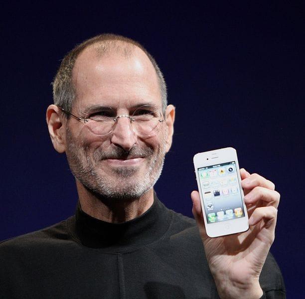 Steve Jobs - zdjęcie autorstwa Matta Yohe (CC)
