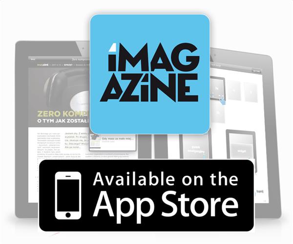 Pobierz aplikację iMagazine na swojego iPada
