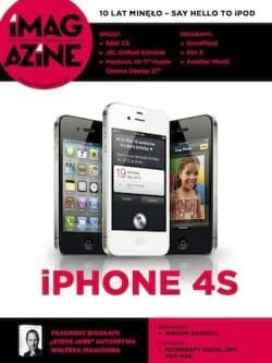 iMagazine 11/2011 – 10 lat iPoda i iPhone 4S
