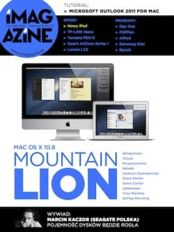 iMagazine 3/2012 – OSX 10.8 Mountain Lion