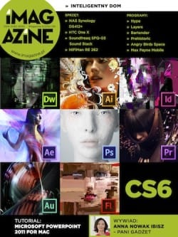 iMagazine 5/2012 – Adobe CS6
