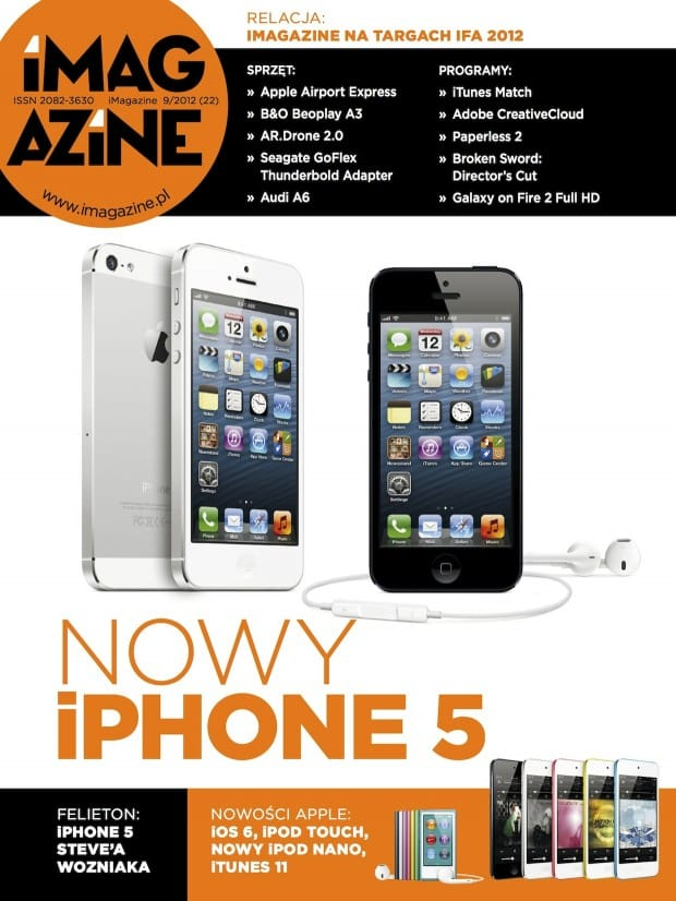 iMagazine 9/2012 – iPhone 5