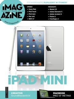 iMagazine 11/2012 – iPad mini