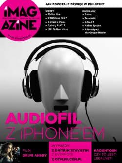 iMagazine 4/2013 – Audiofil z iPhone'em