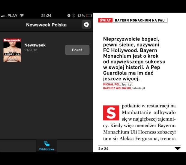 newsweekiphone