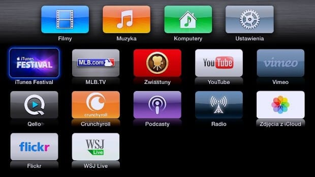 iTunes Festival na Apple TV oraz iOS