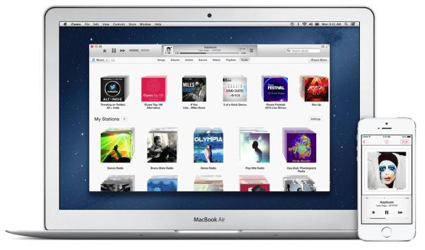 iTunes 11.1 dla iOS 7