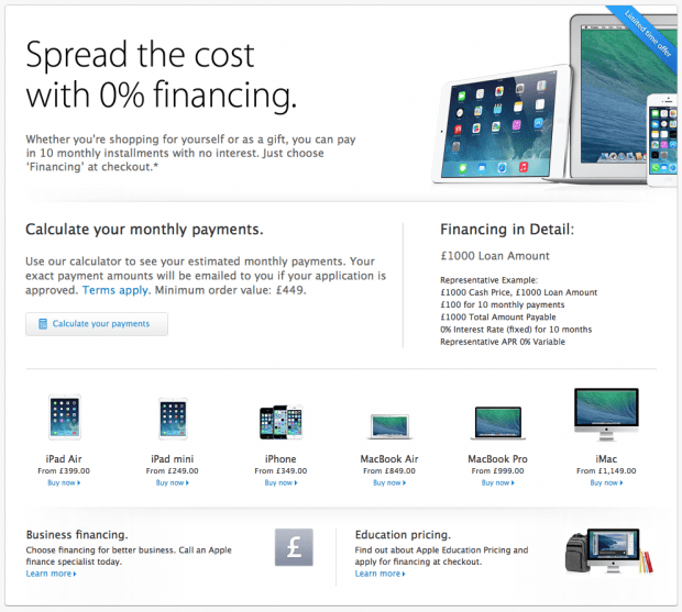 Apple financing 01