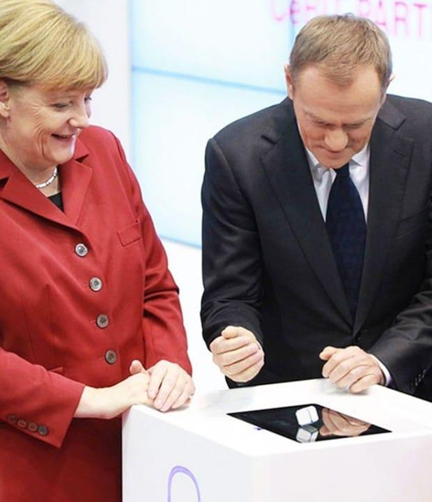DICEplus Merkel Tusk
