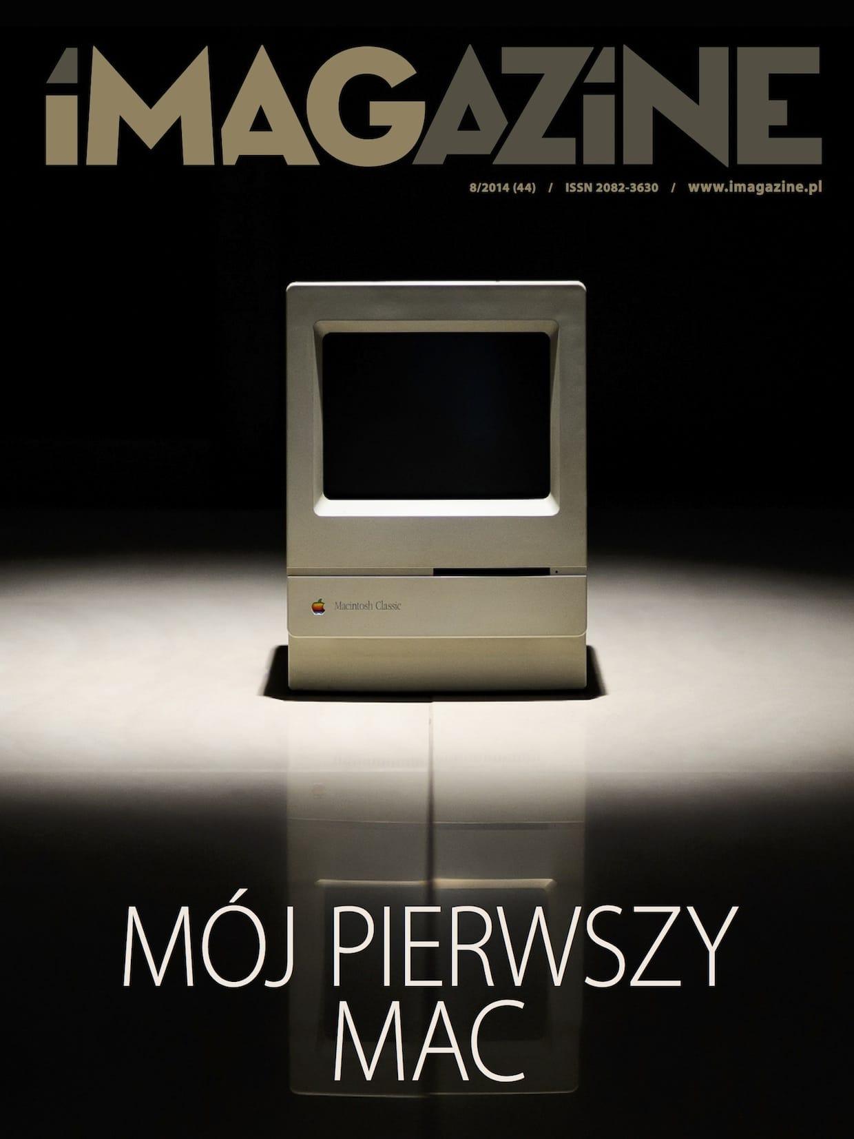 iMagazine 8/2014 – Mój pierwszy Mac