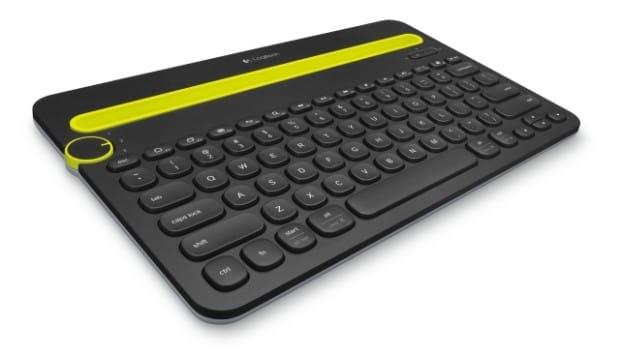 Bluetooth Multi-Device Keyboard K480_1