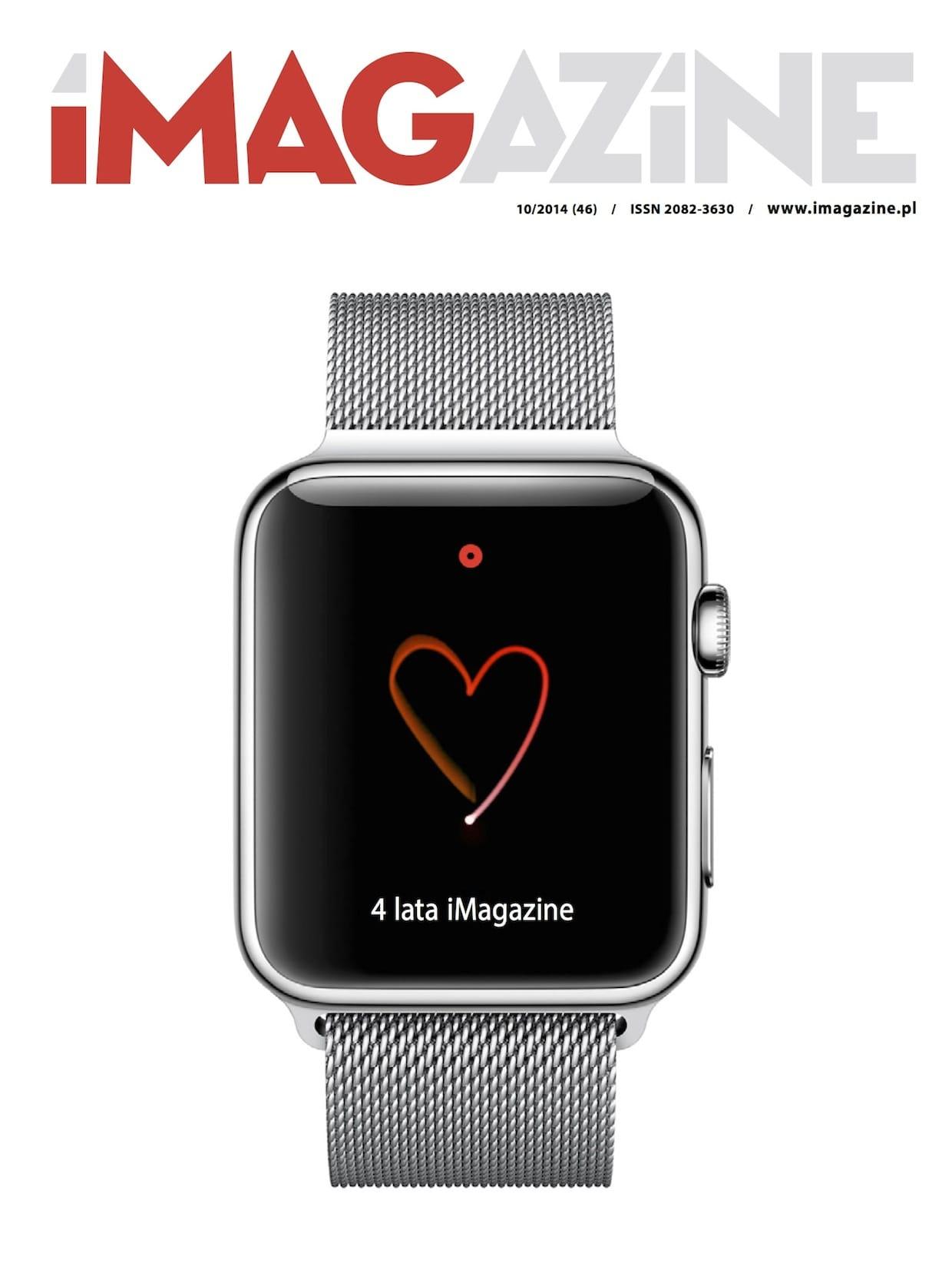 iMagazine 10/2014 – iPhone 6 i 4-te urodziny iMagazine