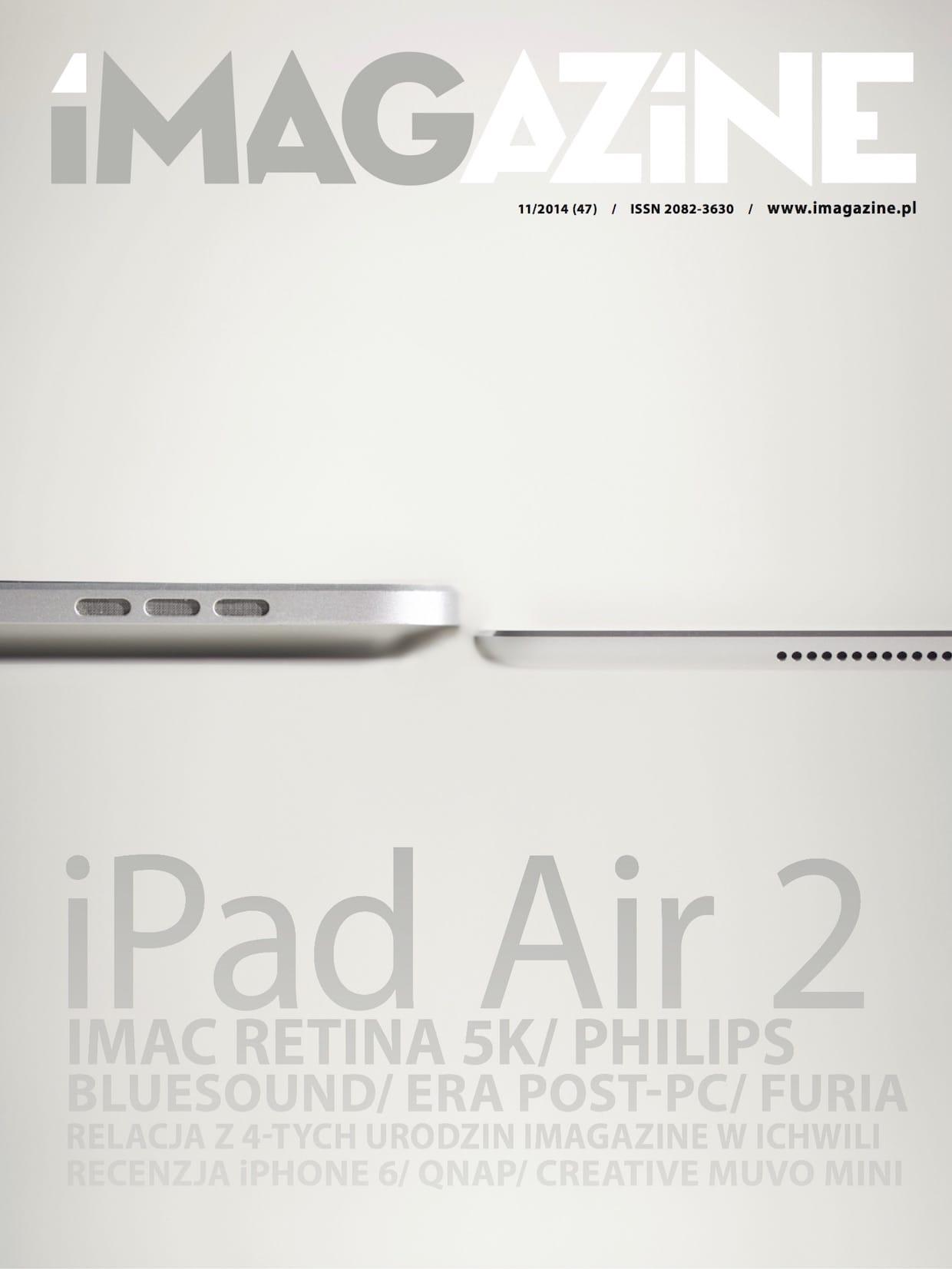 iMagazine 11/2014 – iPad Air 2