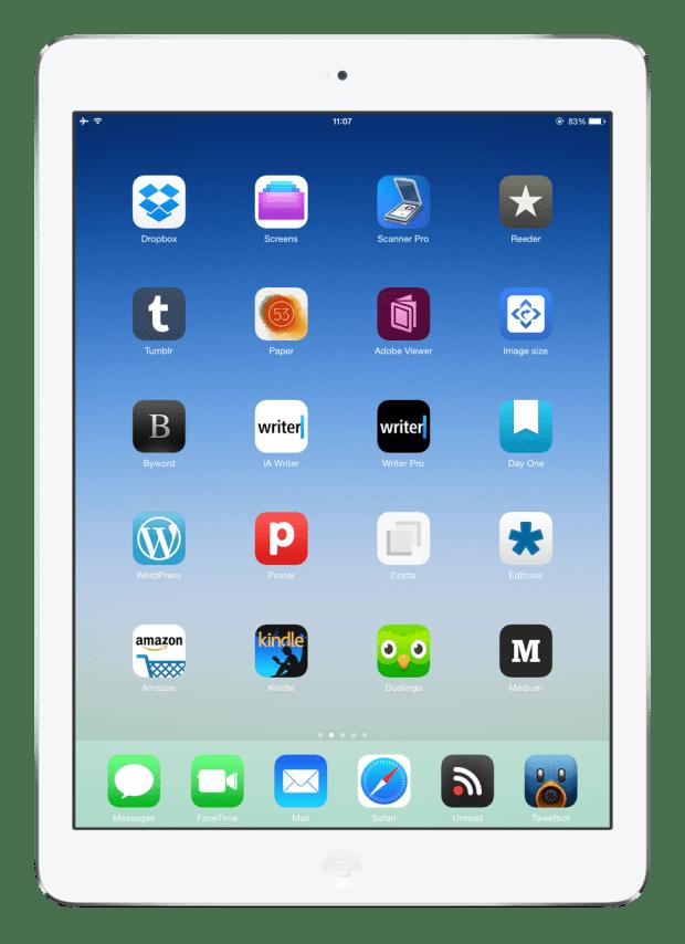 My iPad 2014-08-2