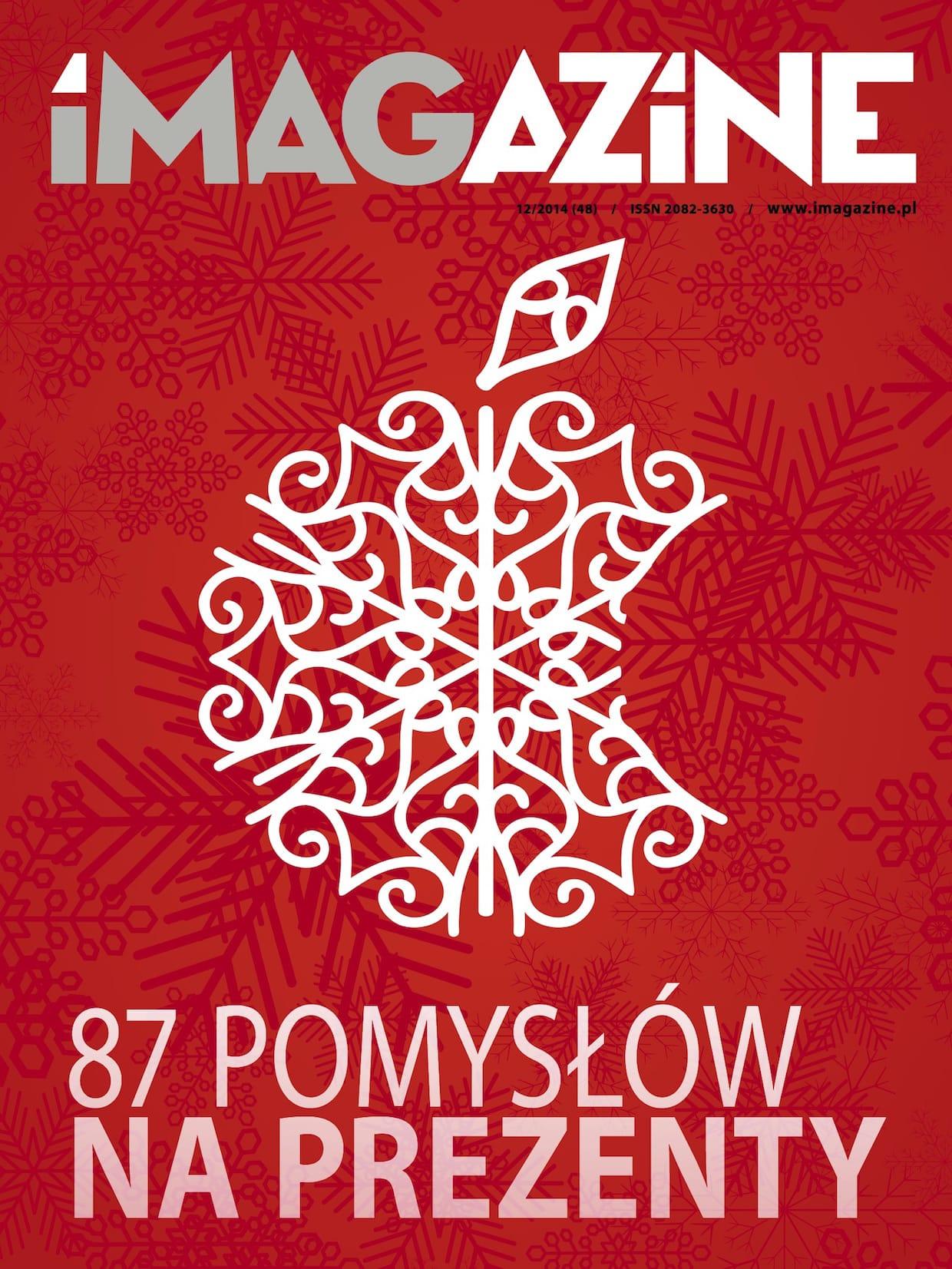 iMagazine 12/2014 – 87 pomysłów na prezenty
