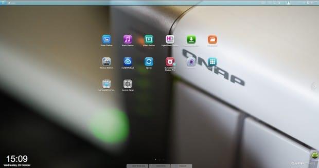QNAP-desktop-screenshot