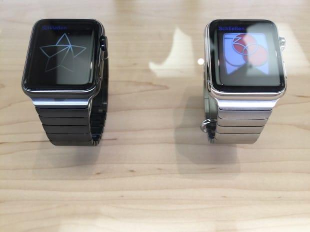 Apple Watch hands-on by Wojtek 02