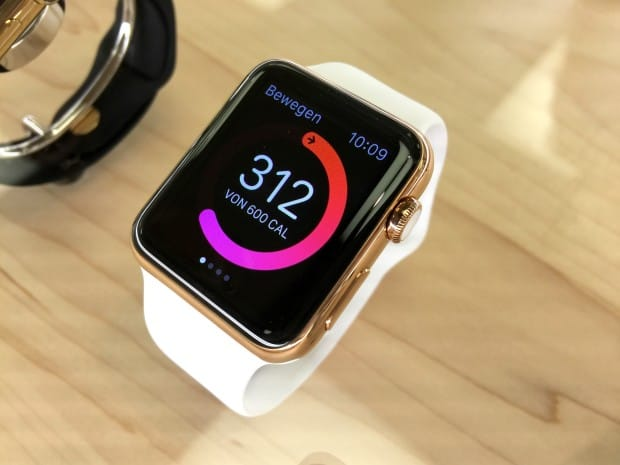 Apple Watch hands-on by Wojtek 03