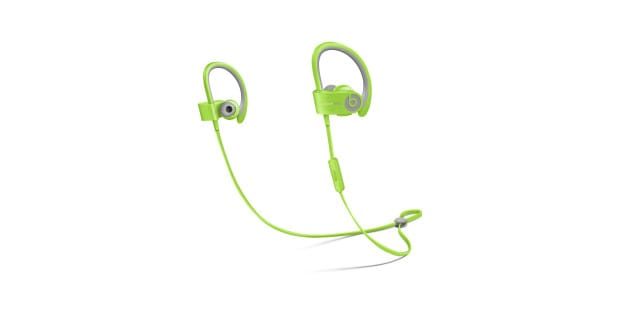 powerbeats2 apple watch colours green