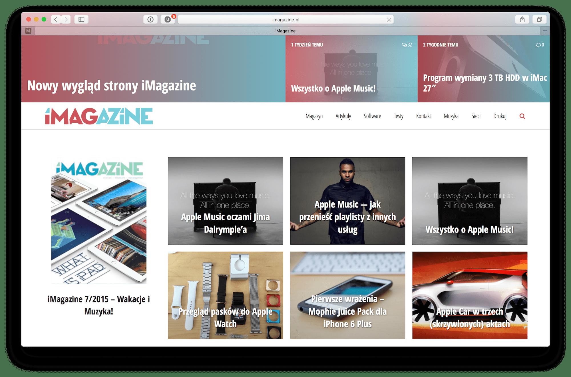 iMagazine WWW Safari 01
