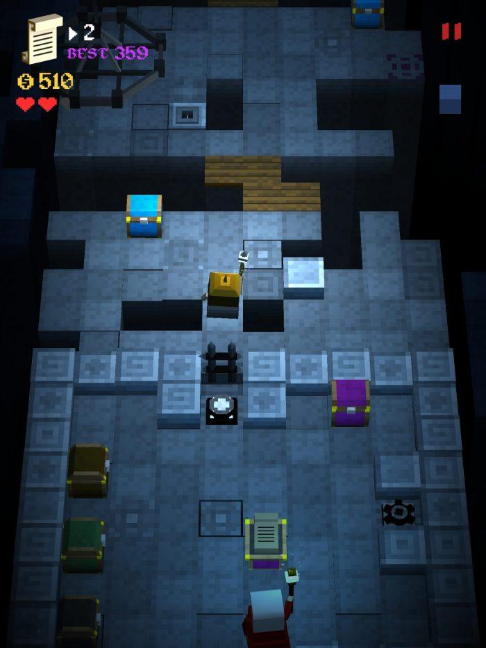 Wciągający The Quest Keeper