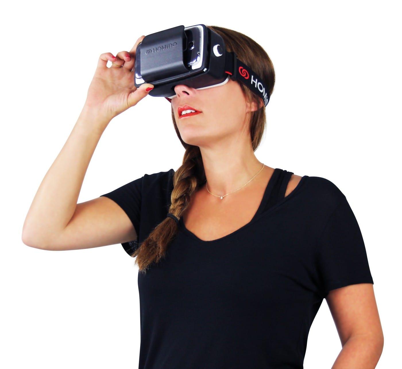 Wypróbuj Homido VR Headset na iChwili