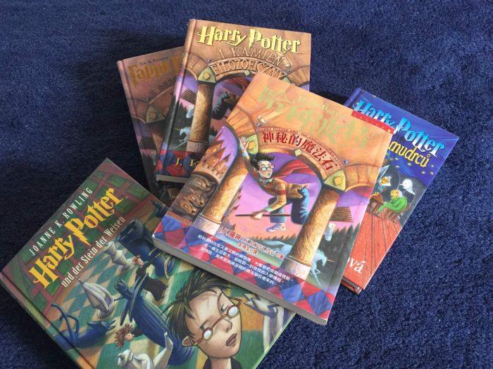 Harry Potter i odrobina szaleństwa