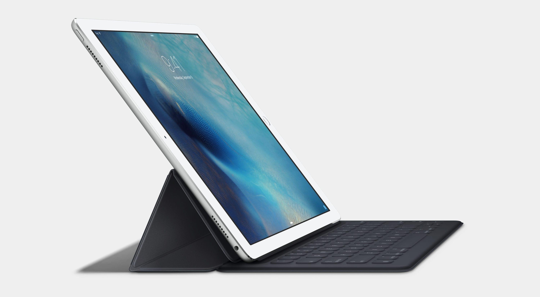 iPad Pro Smart Keyboard hero