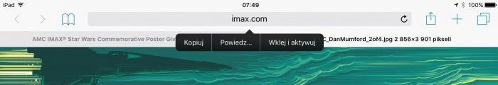 Kopiowanie adresu URL obrazka
