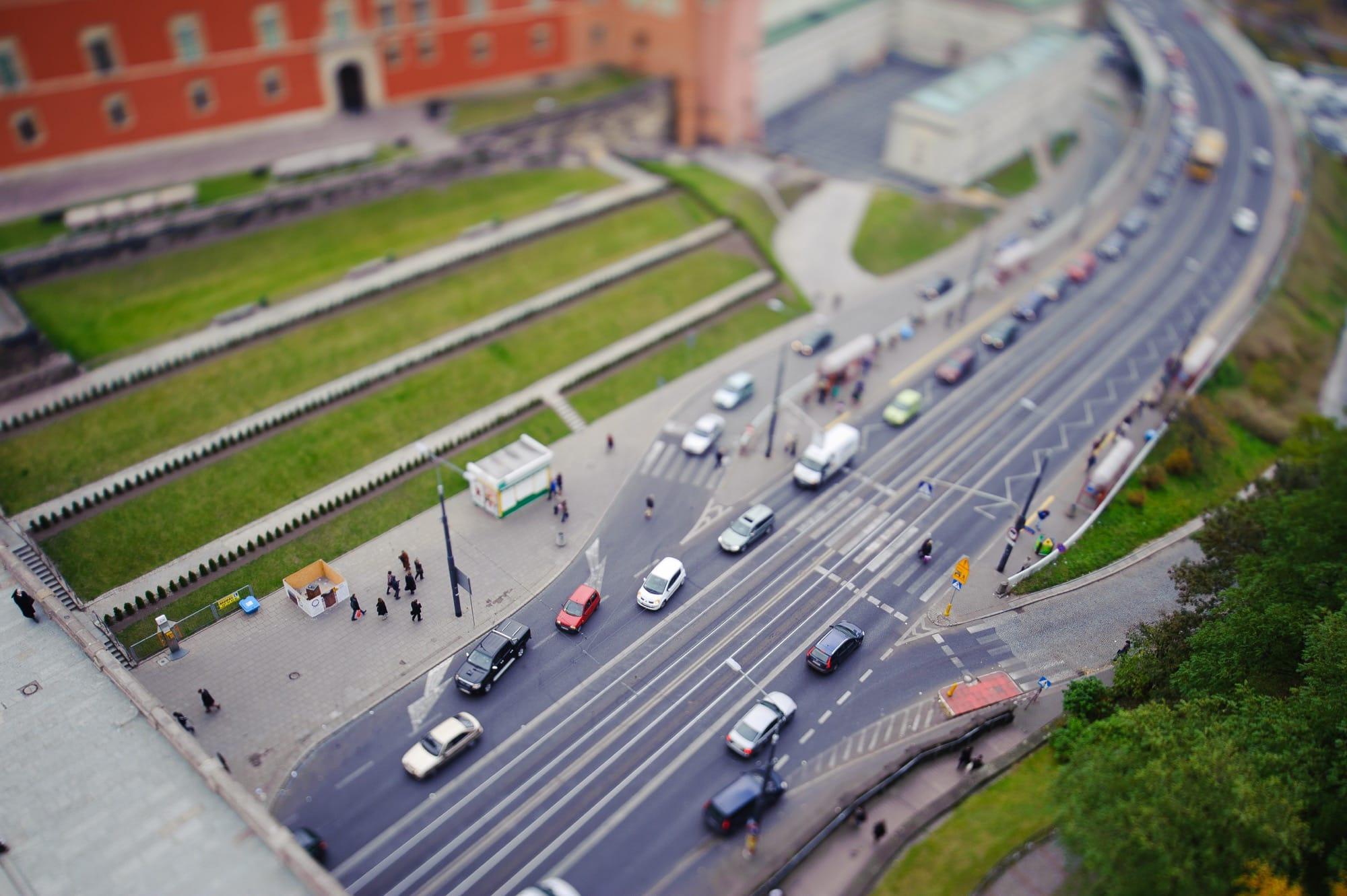 Warszawa w minuaturze