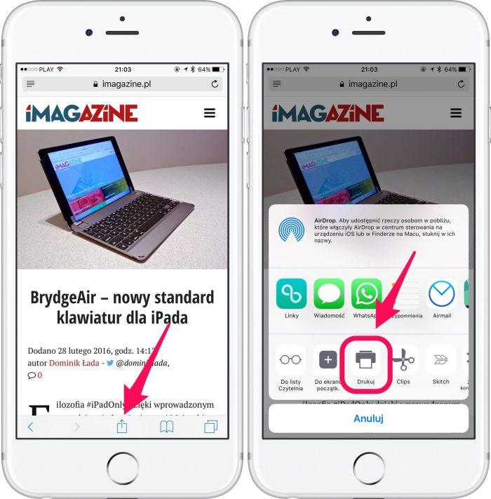 3D Touch ieksport PDF-ów