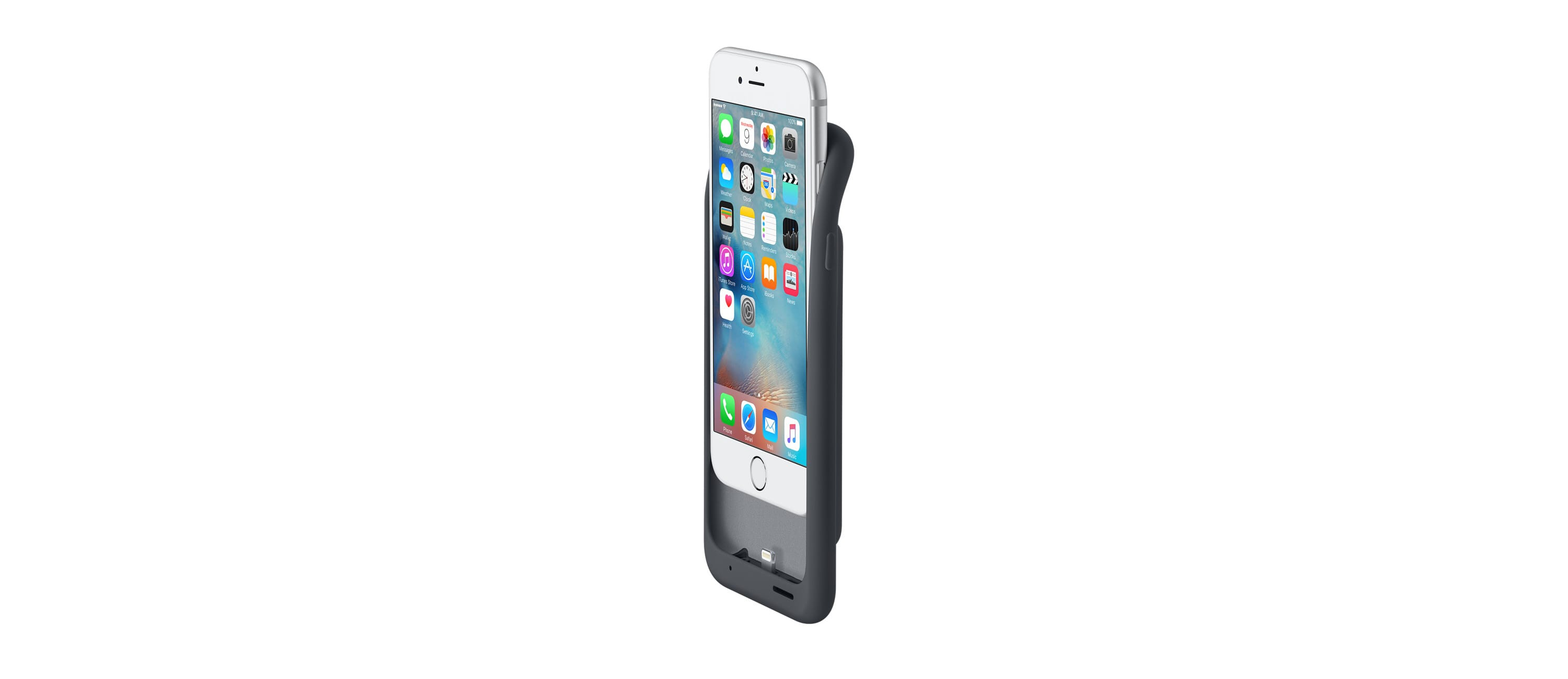 Apple iPhone 6 Smart Battery Case 1