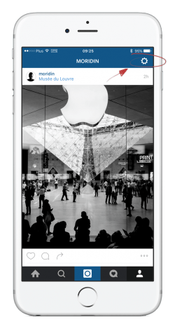 Instagram Add Account 01