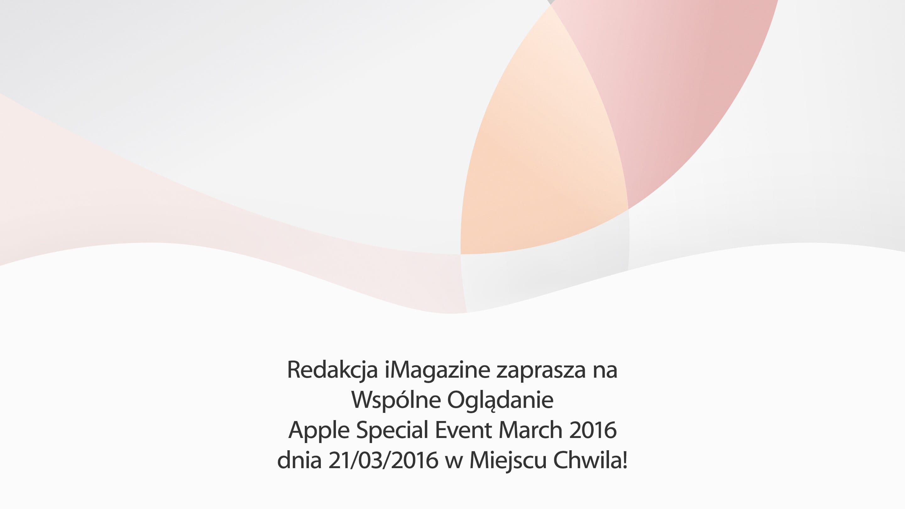 Apple-Invitation-March-2016-Let-us-loop-you-in-zaproszenie