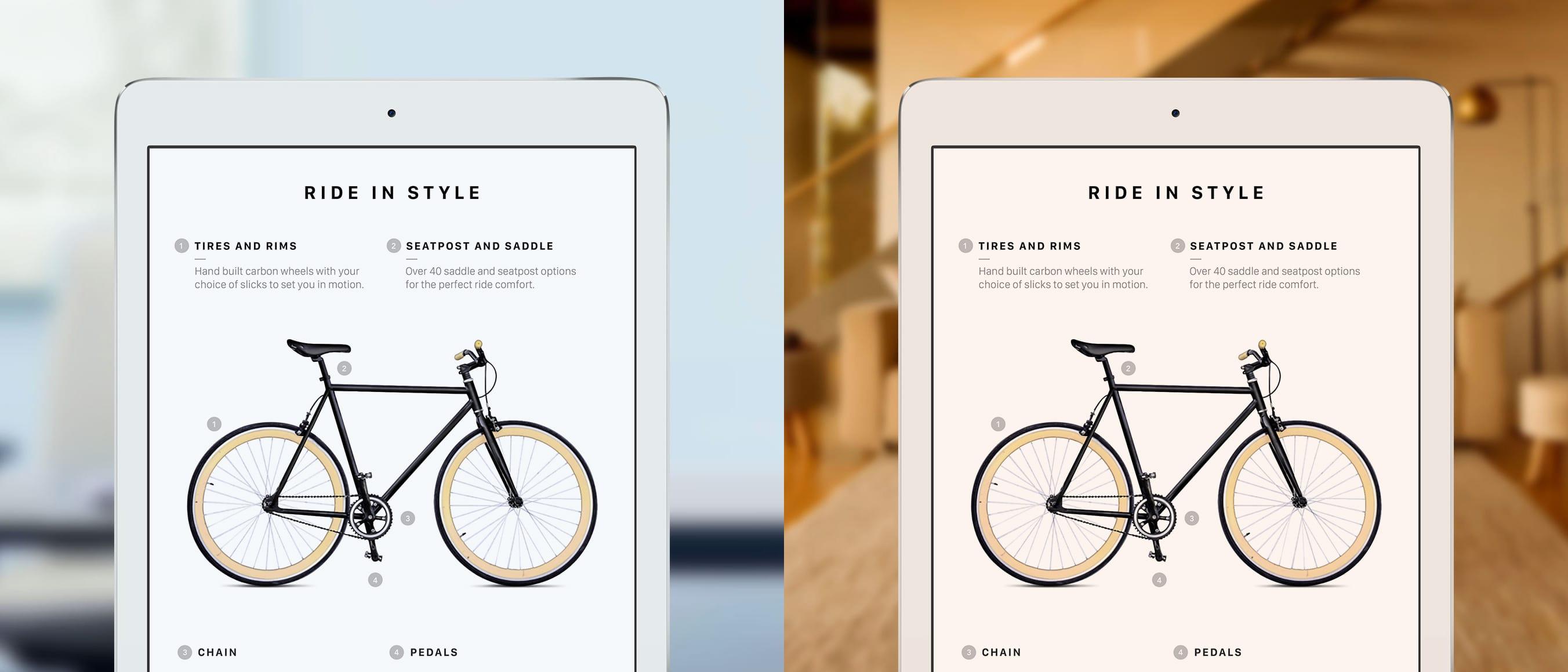 iPad-Pro-9.7-True-Tone-Display-comparison