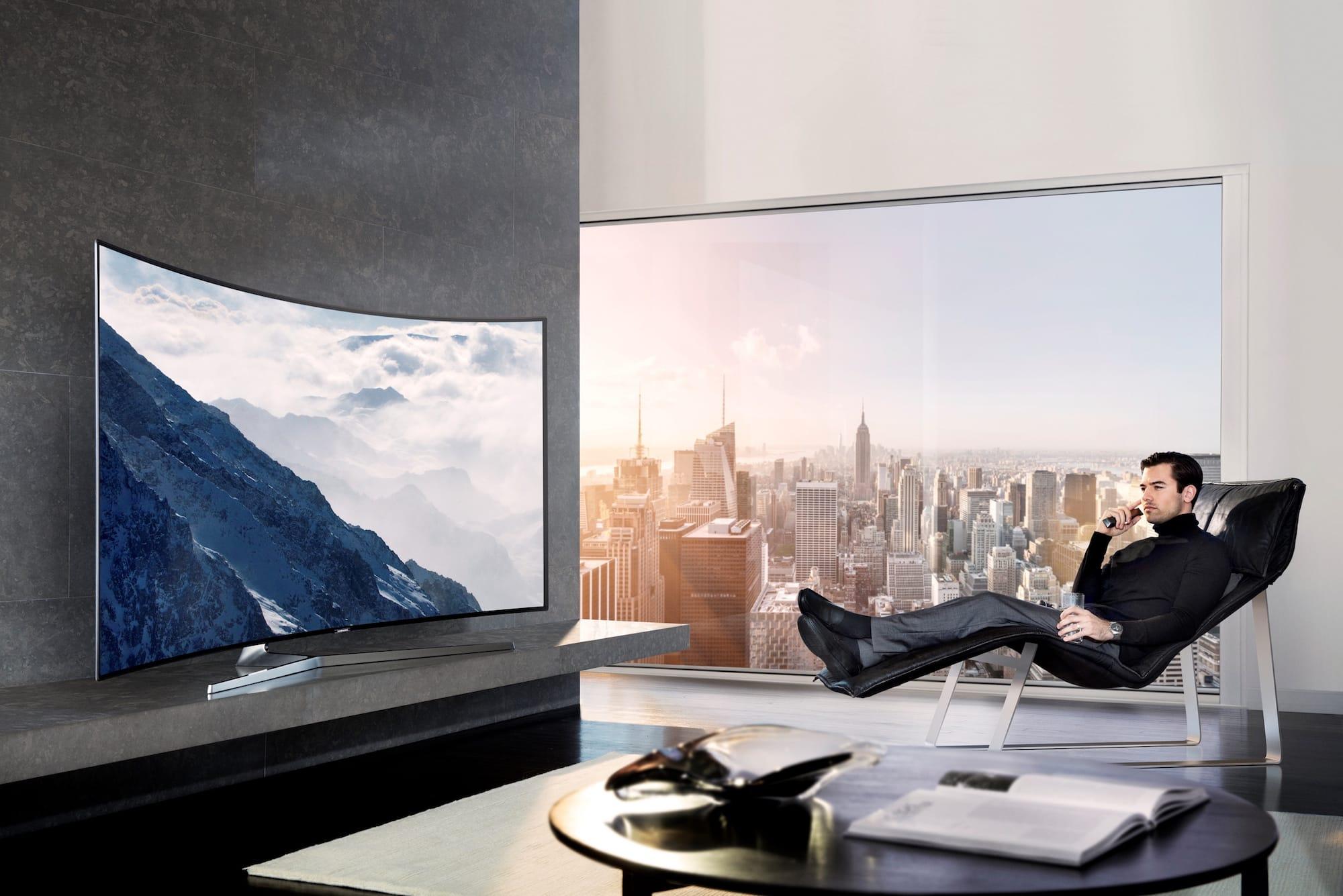 Najnowsze telewizory Samsunga