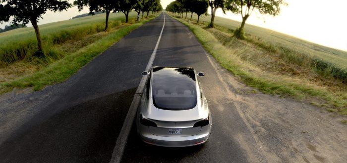 Tesla 3 otrzyma Ludicrous Mode