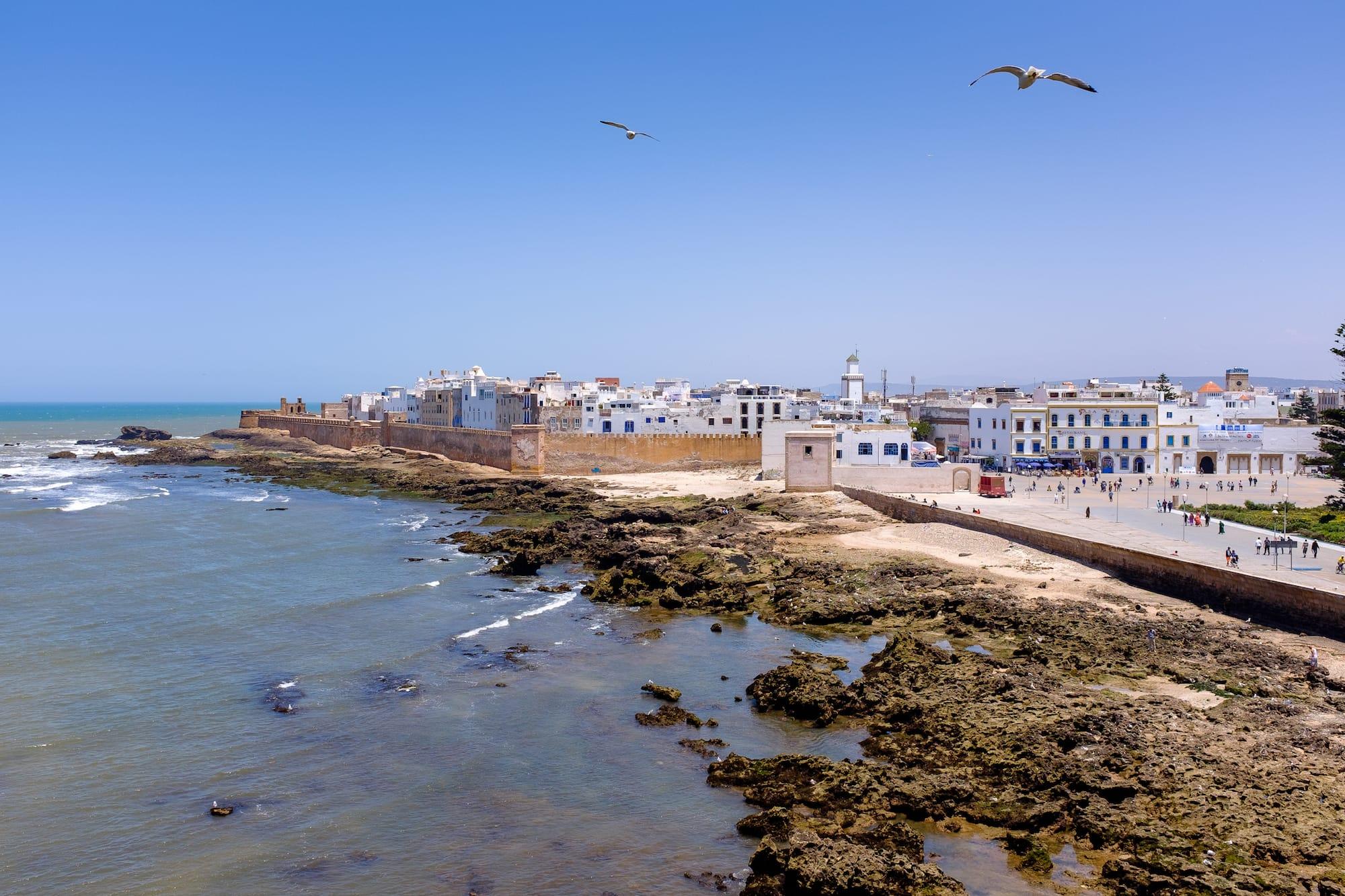 Zacząłem publikować vloga z Maroka na YouTubie