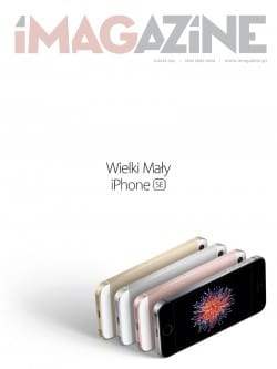 iMagazine 4/2016 – nowy iPhone SE i iPad Pro