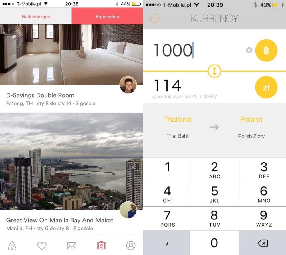 Apps wpodrozy Jedzonelka 5 app Combined