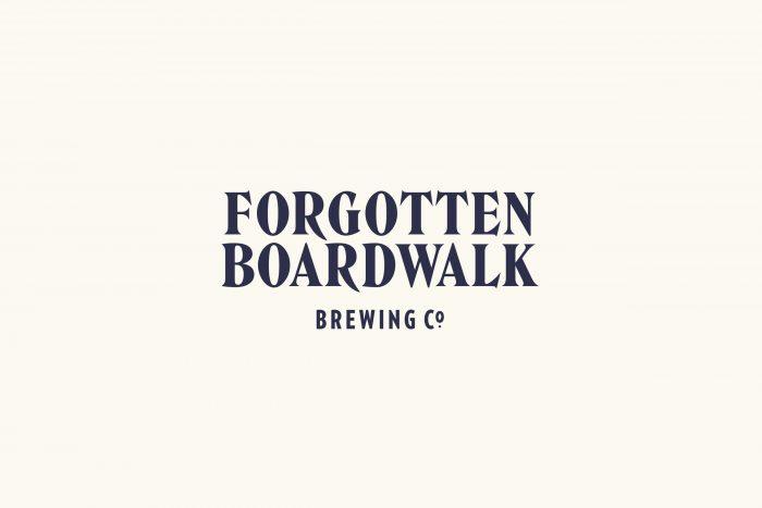 Tworzenie tożsamości browaru Forgotten Boardwalk