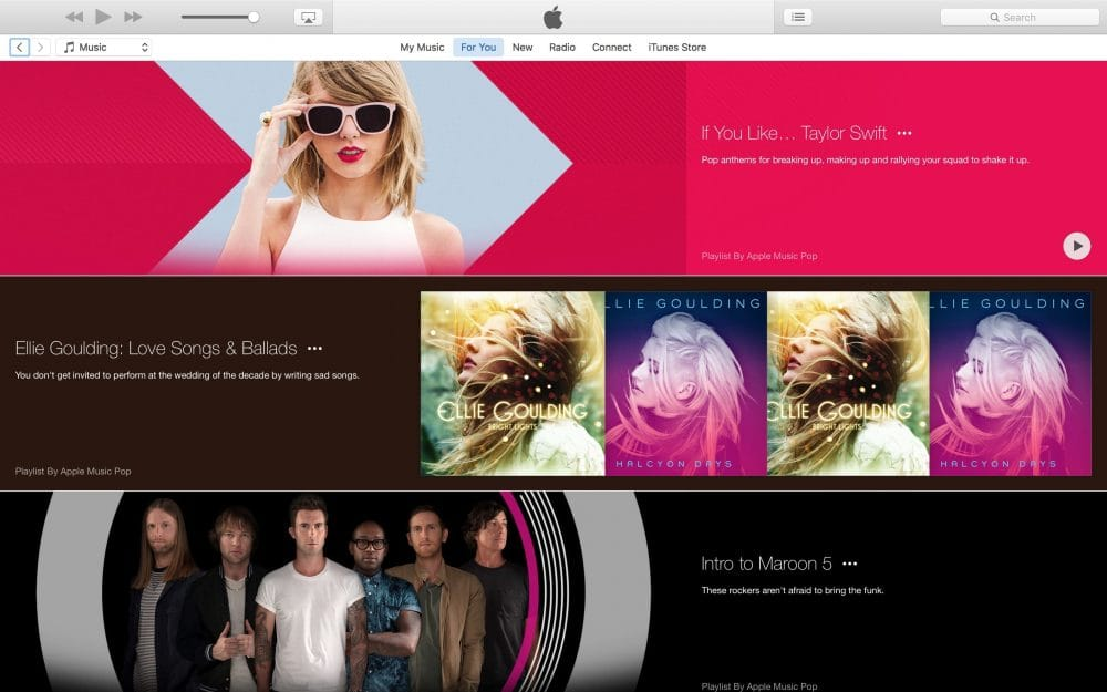 Listy do iTunes: Ja Ciebie rozumiem