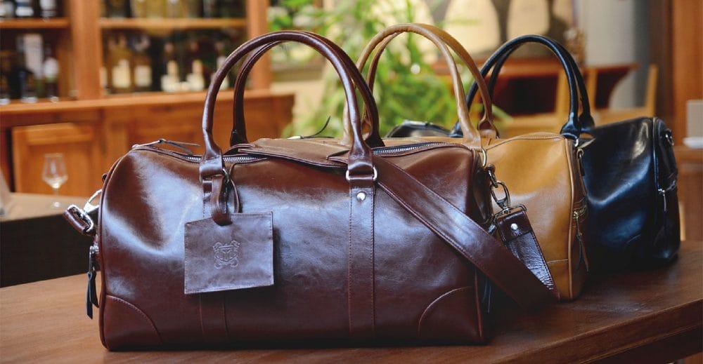 Na weekend tylko z torbą od Milera