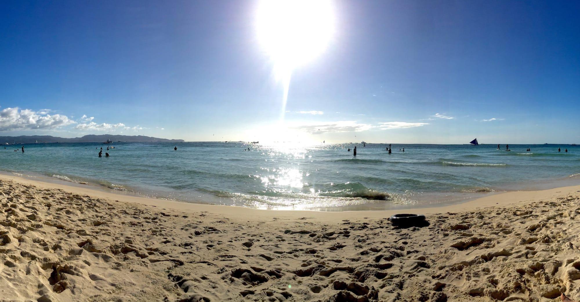 Maja na Boracay 1